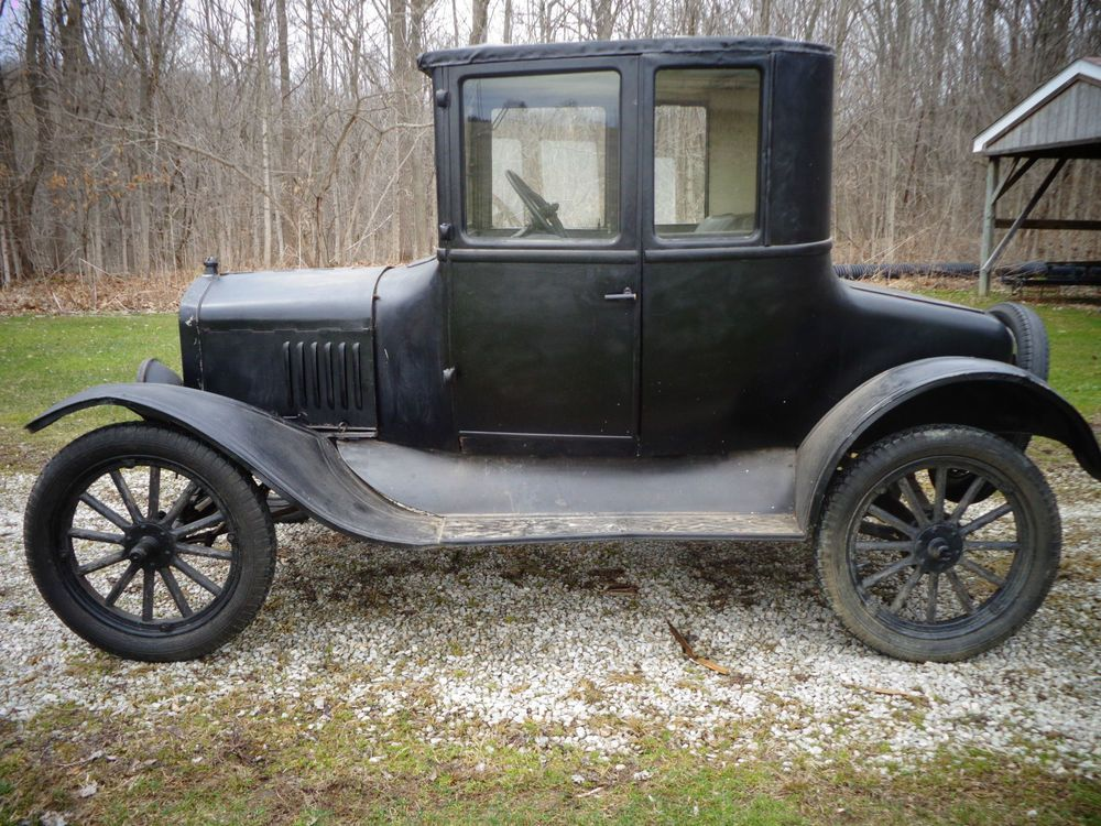 1926 Ford Model T Doctors Coupe Ford Classic Cars Ford Models Classic Cars Vintage