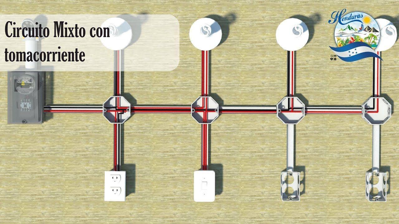 Circuito Paralelo Y En Serie : Instalaciones eléctricas conexión de un circuito mixto con