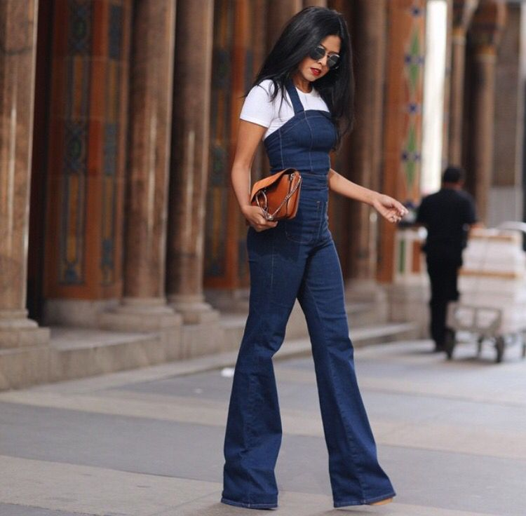 #overalls #flares