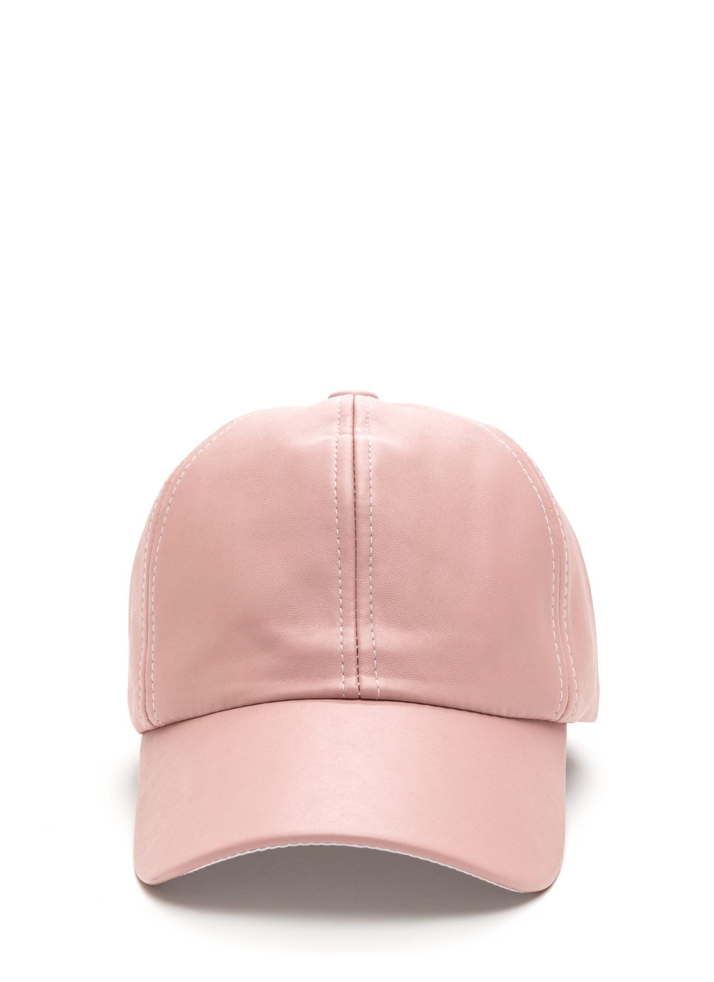 8c135367b1911 Smooth Talker Faux Leather Cap BLACK WHITE DUSTYPINK NUDE GREY SILVER CAMEL  GOLD - GoJane.com