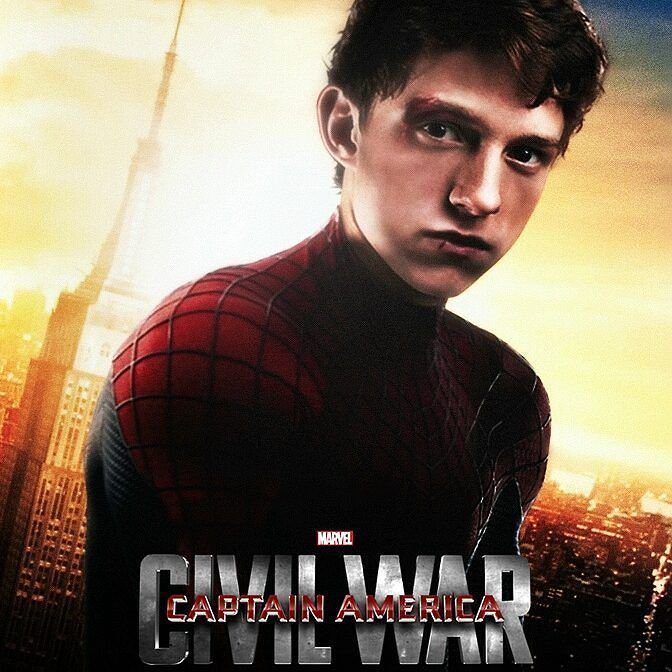 #Spiderman TOM HOLLAND FALA SOBRE COMO FOI INTERPRETAR O NOVO HOMEM-ARANHA  Holland admitiu que estava aterrorizado ao interpretar o novo Homem-Aranha do Universo Cinematográfico da Marvel A primeiro momento eu estava bem aterrorizado mas como vocês sabem a Marvel é poderosa eles tem os melhores do ramo em cada fase do filme. Eu estava em boas mãos trabalhando com Robert e Chris eles estavam comigo o caminho todo. É muito bom que Holland tenha gostado de trabalhar com a Marvel agora que ele…
