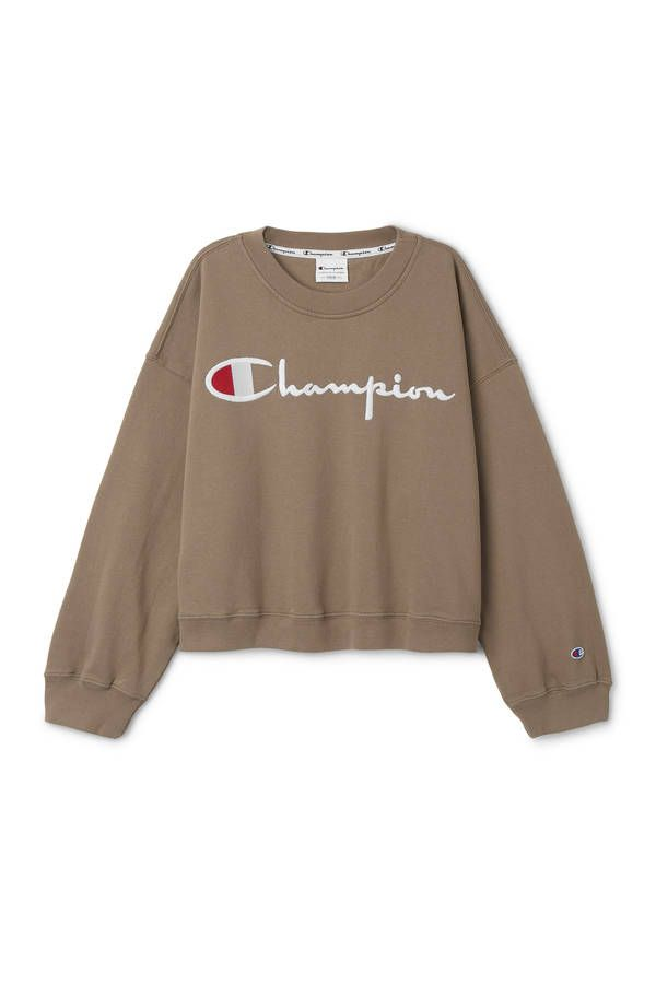 pull champion femme vintage