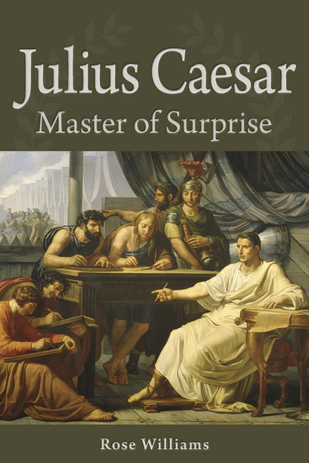 Julius Caesar Master Of Surprise Ebook Rental