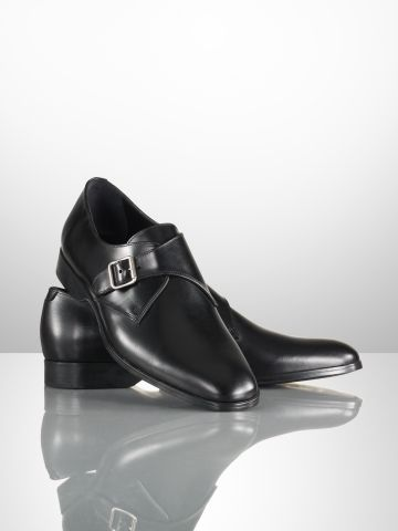 Ralph Lauren Dunlay Buckle Shoe