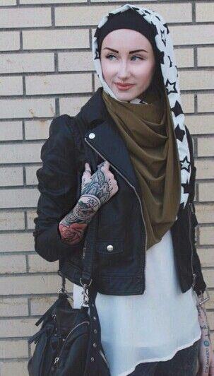 Muslim Revert Kendayl Aurora