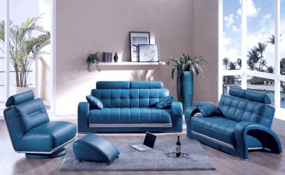 Luxury Blue Living Room Sofa Set Trendy Blue Color For Living Room Blue Furniture Living Room Living Room Design Blue Blue Living Room Decor