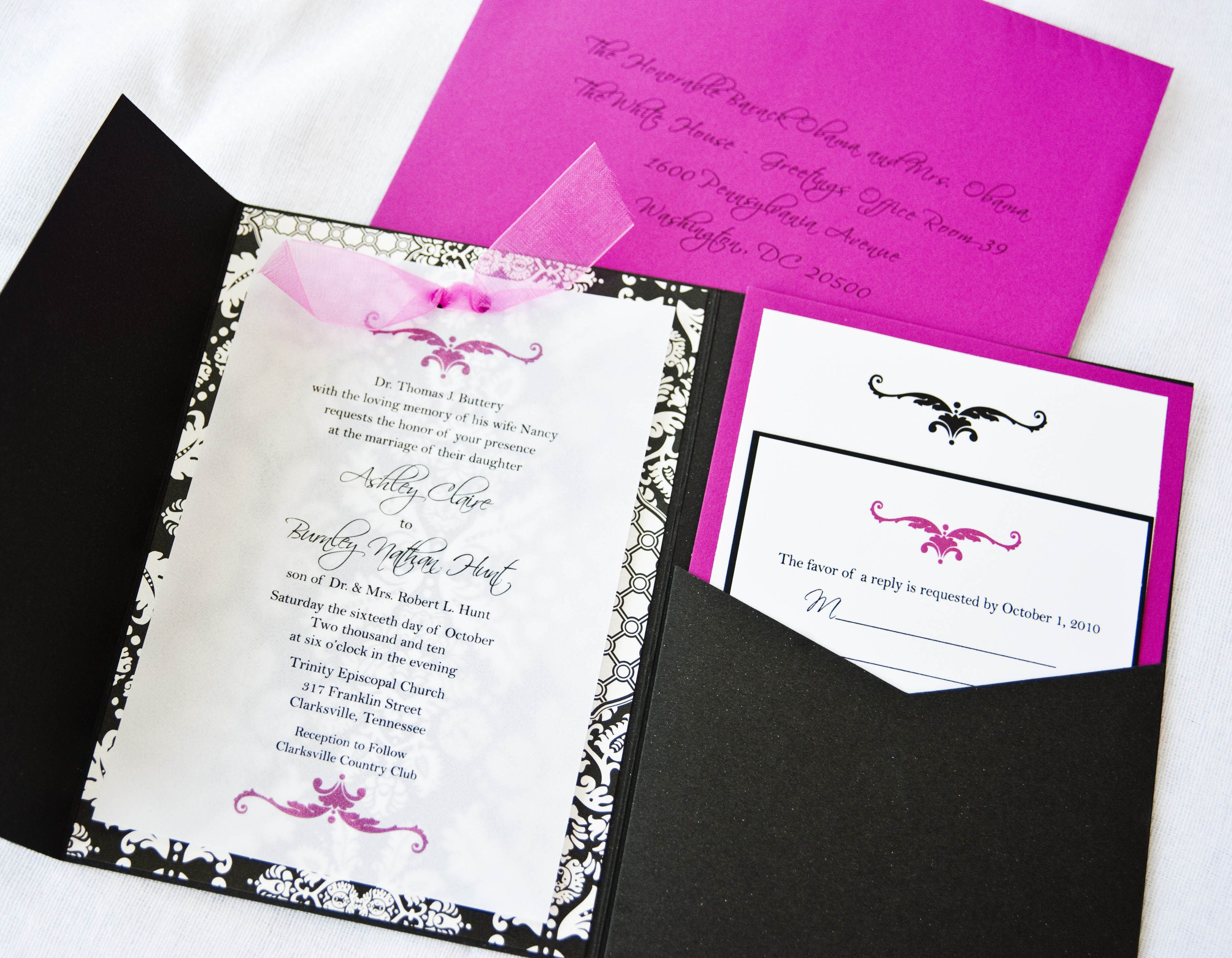 photo wedding invitations - Invitations Wedding