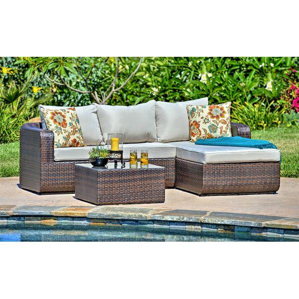 2-Piece Louisa Patio Seating Group | Joss & Main - 2-Piece Louisa Patio Seating Group Joss & Main Furniture & Decor