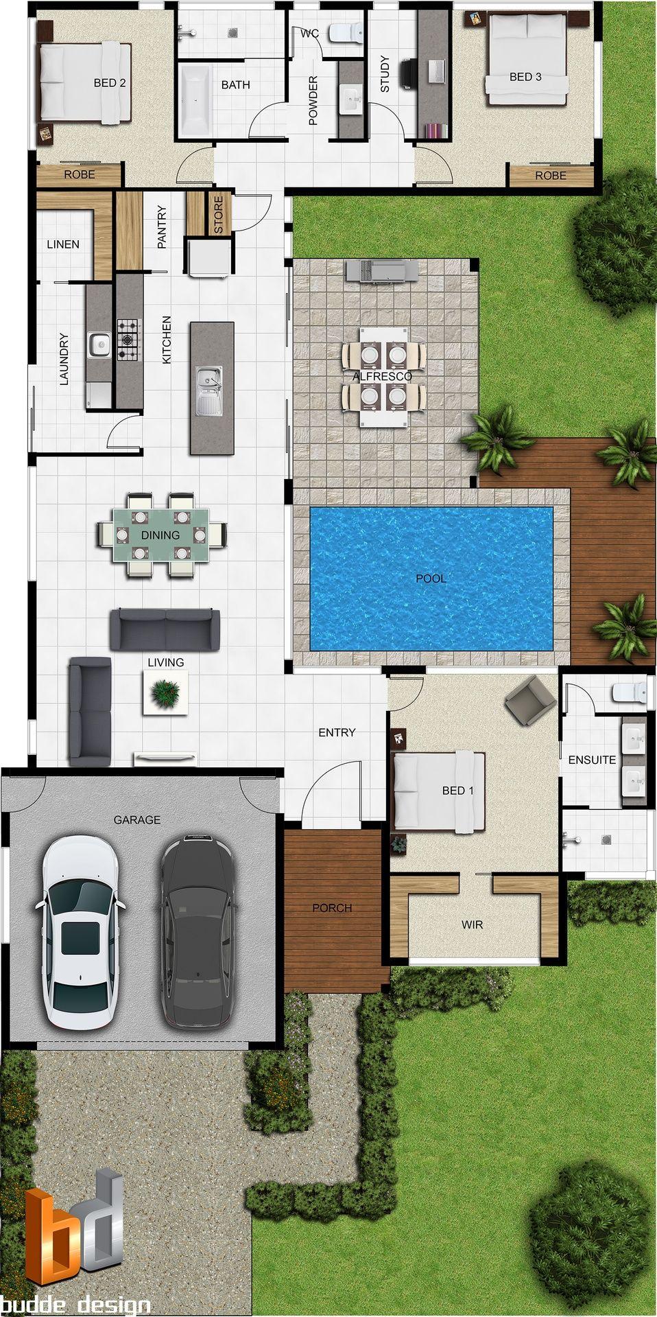 Create High Quality Professional And Realistic 2d Colour Floor Plans From Our Specifical Planos De Casas Minimalistas Planos De Casas Modernas Planos De Casas
