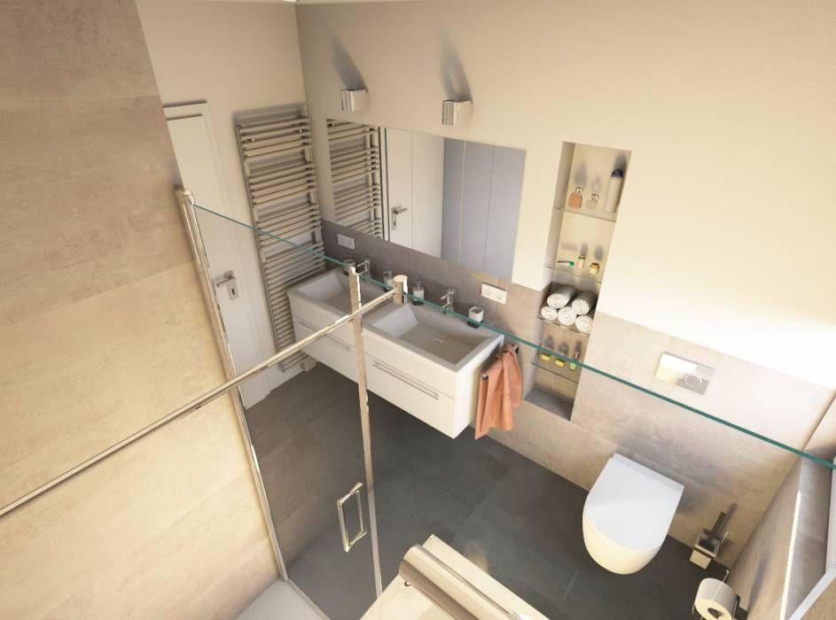 Komplett Badezimmer ~ Moderne badezimmer bilder das komplette badezimmer u zum