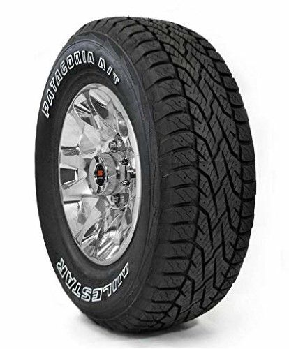 265 65r17 112t Sl Tl Rowl Patagonia A T Milestar Outlined White