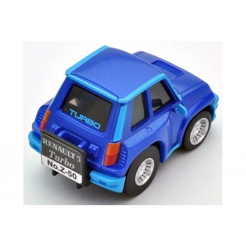 Choro Q Zero Z 50b Renault 5 Turbo Blue Renault 5 Turbo Renault
