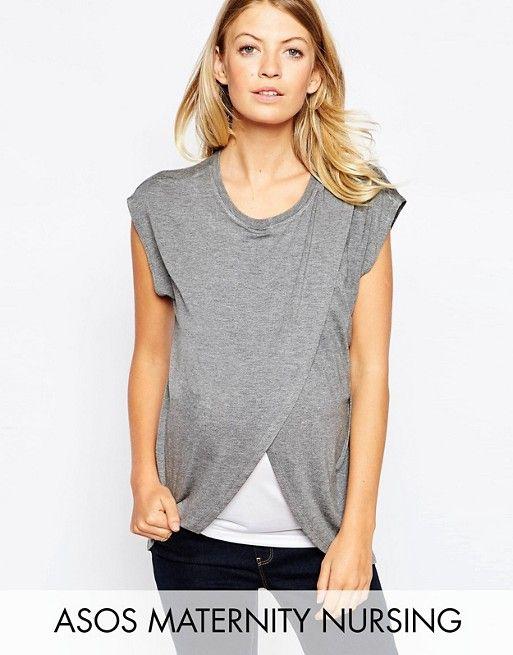 152b034edf739 Discover Fashion Online Nursing Shirts Breastfeeding, Nursing Wear, Nursing  Tops, Diy Nursing Clothes