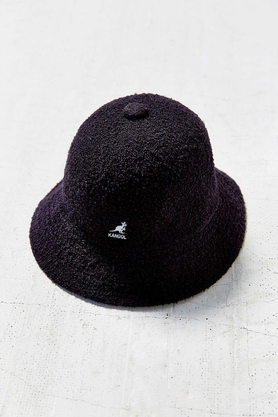 62734b8c689cb Kangol Winter Bermuda Bucket Hat