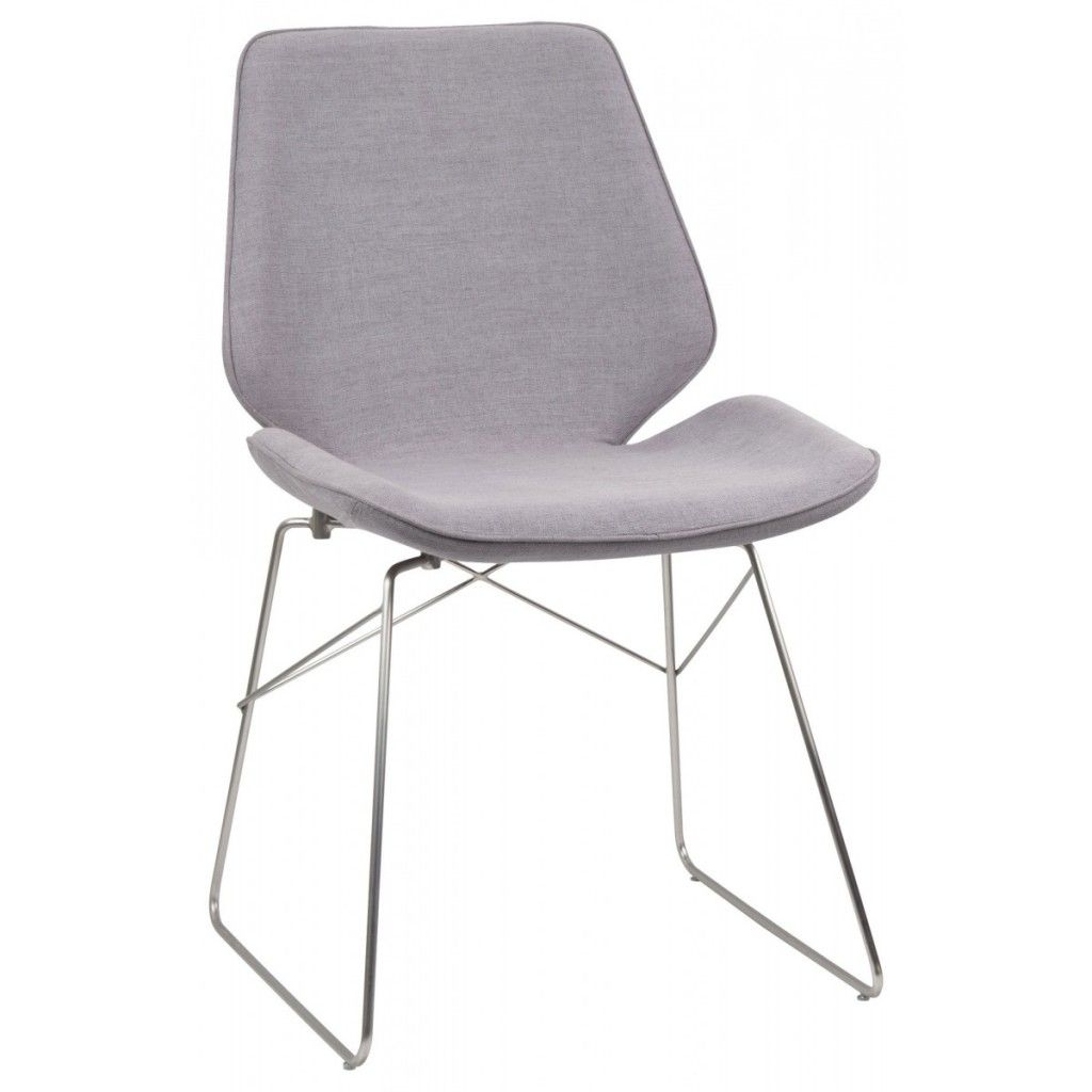 Stuhl Tove Grau #Metallfuß IV (2er Set)   Esszimmerstühle   Pinterest