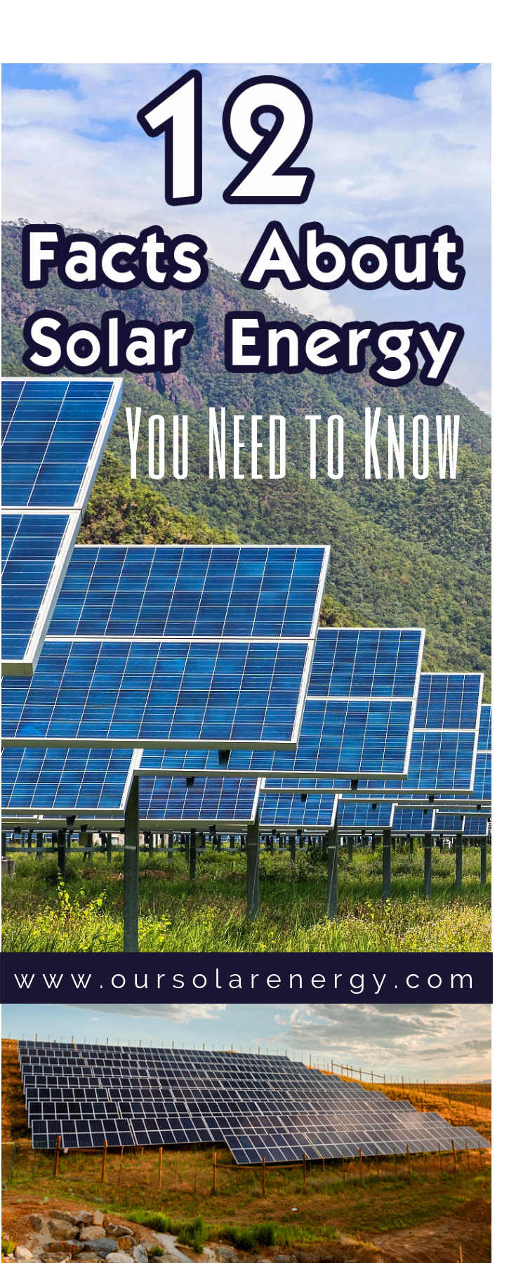 12 Surprising Facts About Solar Energy You Need To Know Solar Energy Facts Solar Energy Solar