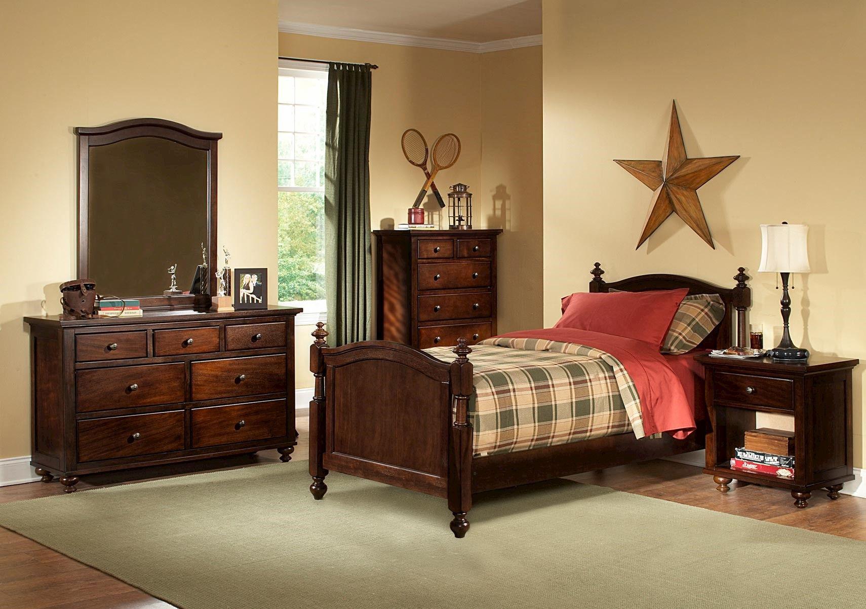 Lacks Cumberland Ii 4 Pc Full Kids Bedroom Set Bedroom Sets