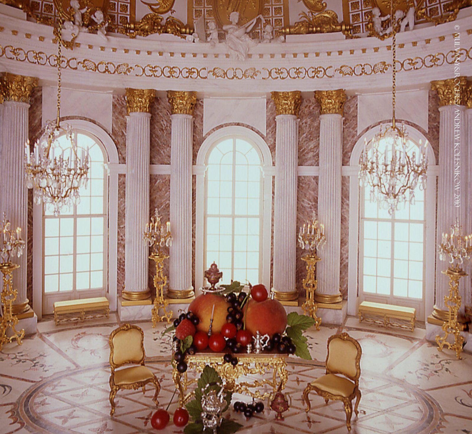 Mulvany y rogers dise adores de renombre internacional de miniaturas arquitect nicas escala - Disenadores de casas ...
