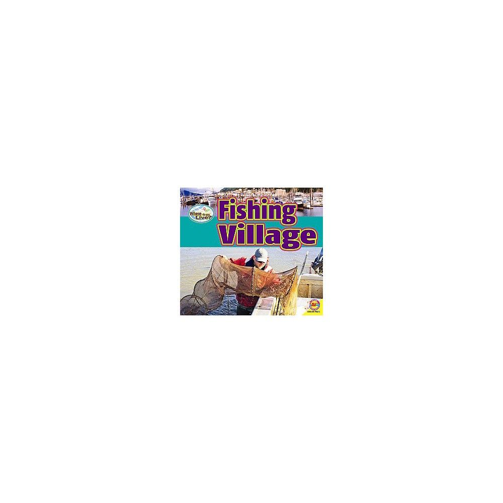 Fishing Village ( Where Do You Live?) (Paperback)