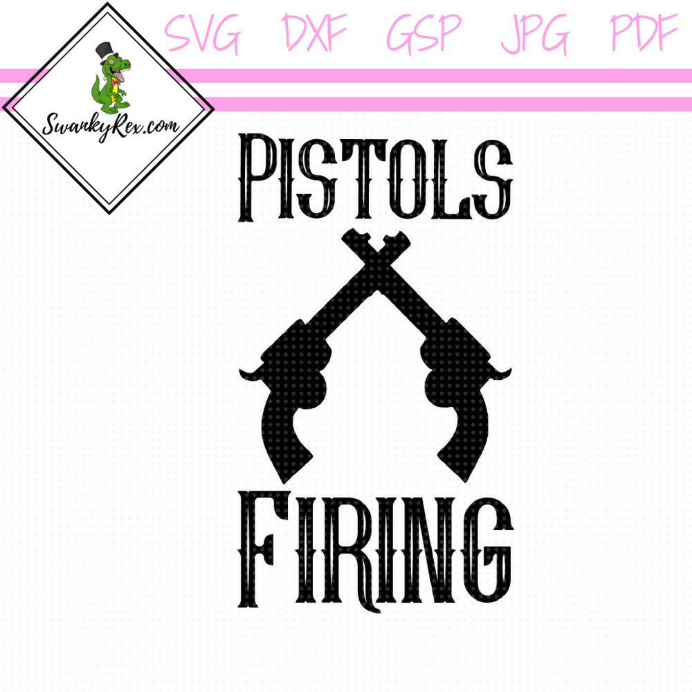 Pistols Firing Vinyl shirts, Iron on vinyl, Oklahoma