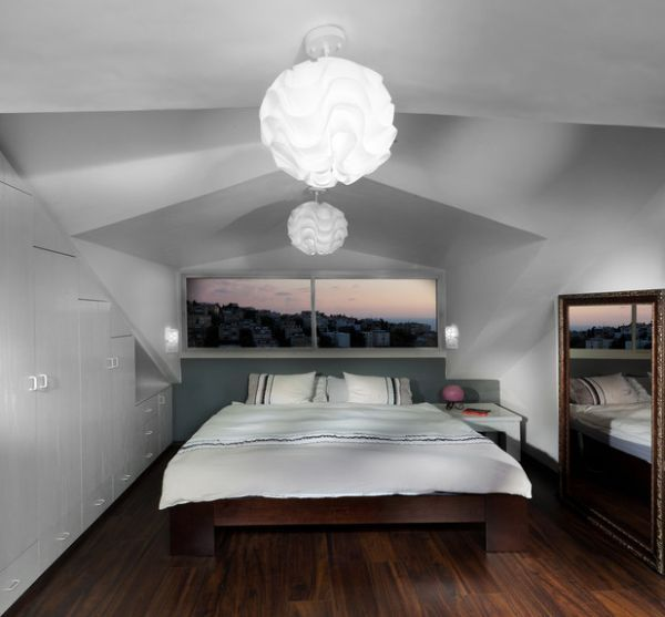 Bedroom Pendant Lighting Ideas Part - 15: 45 Small Bedroom Design Ideas And Inspiration