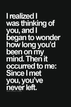 Typography Romance I Love You Amazing True Love Love Quotes Romantic I Need You Thinking Of You Affection Wondering Quote Picture How Long Always On My Mind
