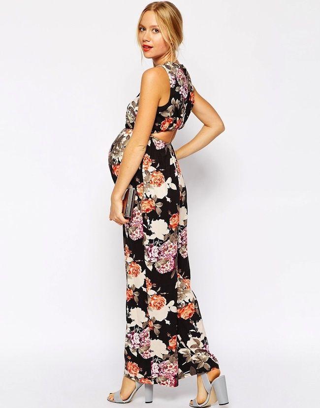 724993b41 Moda para embarazadas en primavera