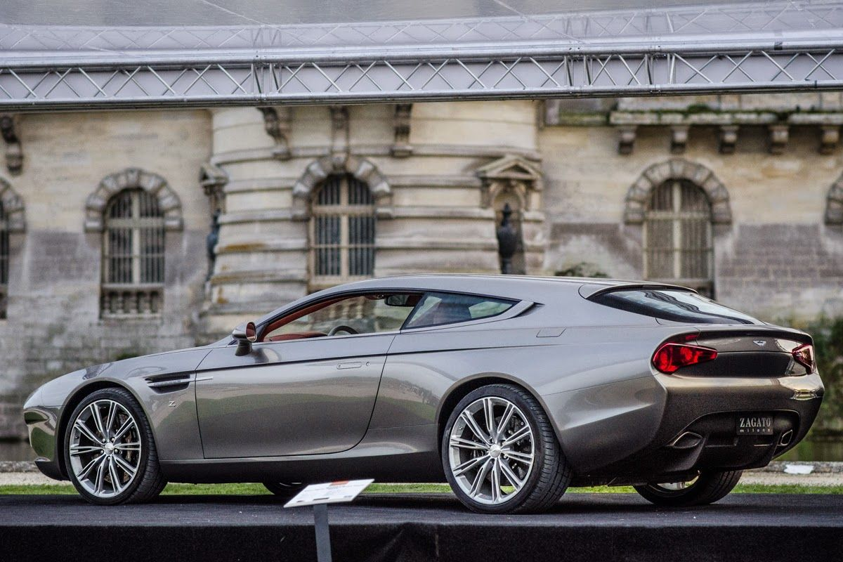 FAB WHEELS DIGEST (F.W.D.) 2014 Aston Martin Virage
