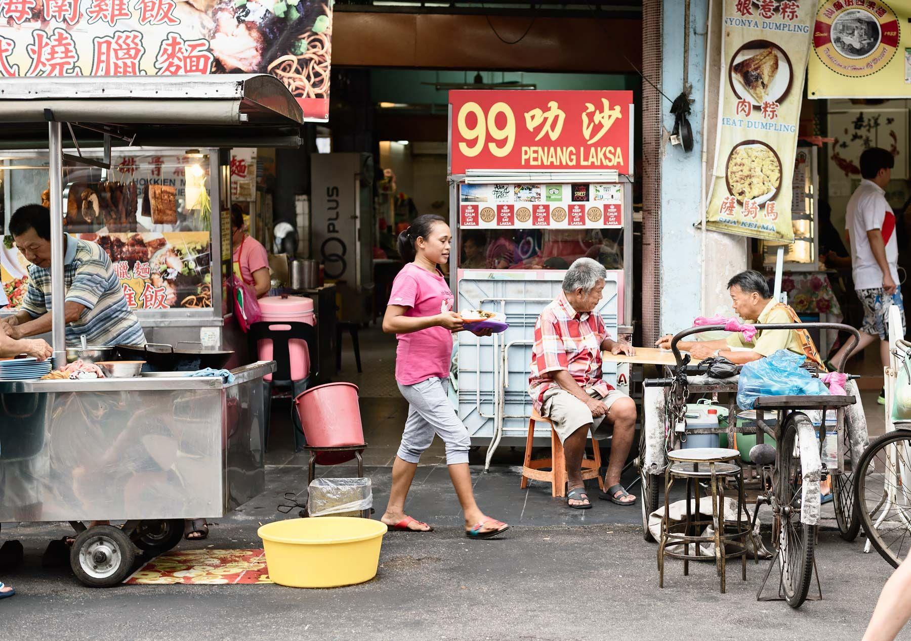 Photos That Will Make You Want To Visit George Town Penang Urban Pixxels Penang Food Capital Penang Laksa