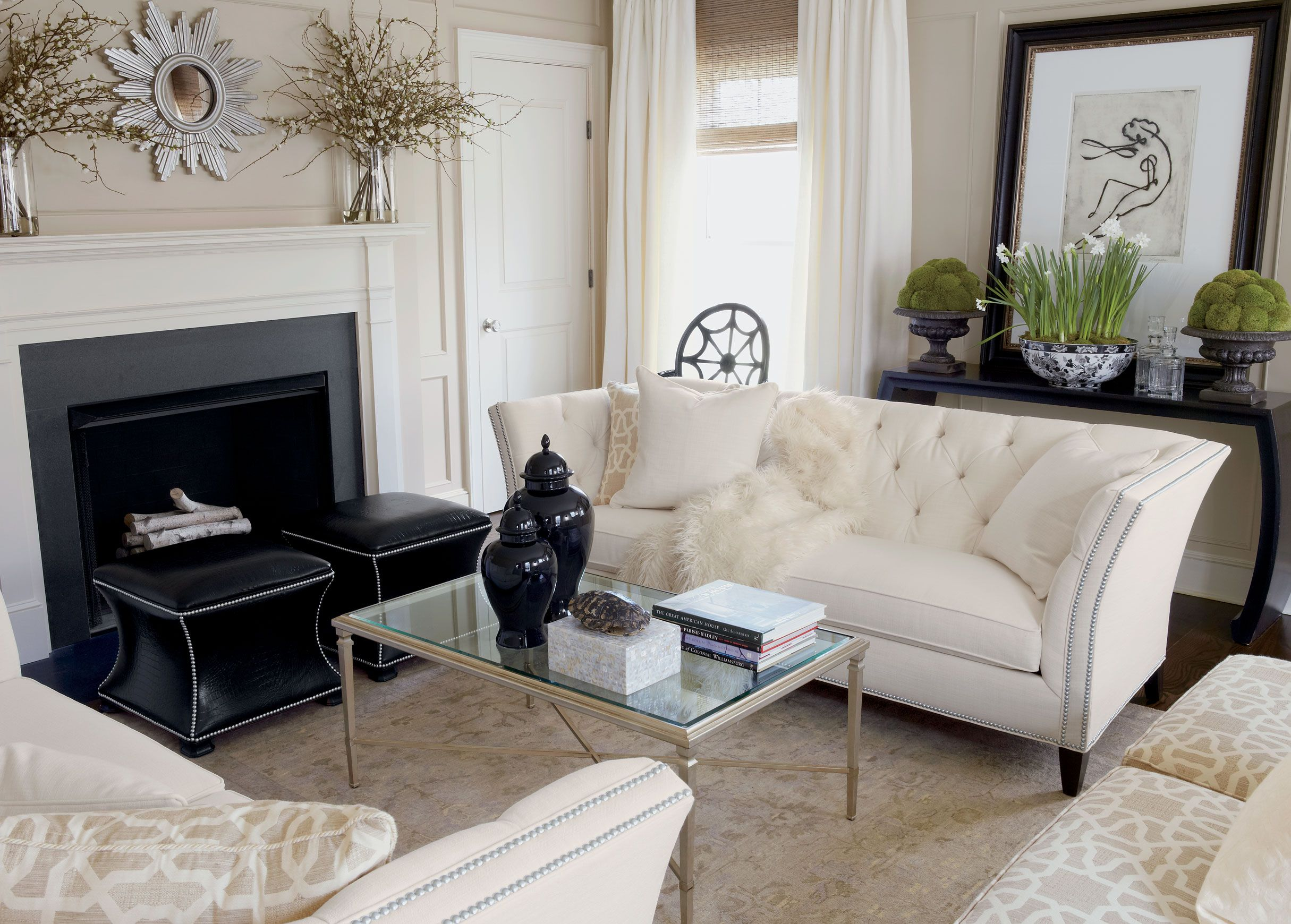 Divine Deco Living Room Ethan Allen Modern Chic Living Room Living Room Inspiration Home Decor