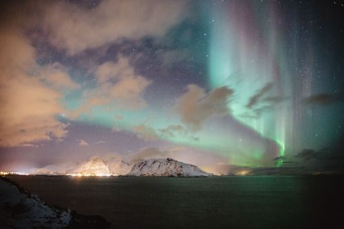 Northern Lights F4f Instafollow Followback Nature Instagram