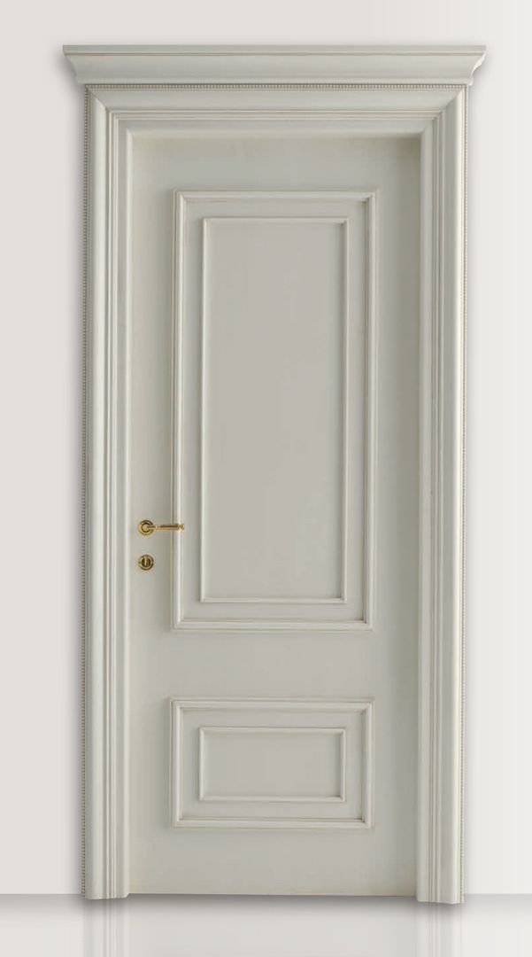 Pietralta 1324 Qq White Lacquered Door Pietralta C Classic Wood