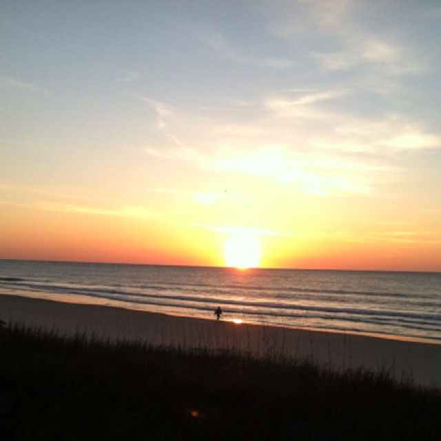Pawleys Island Beach: Sunrise At Pawleys Island, South Carolina Www