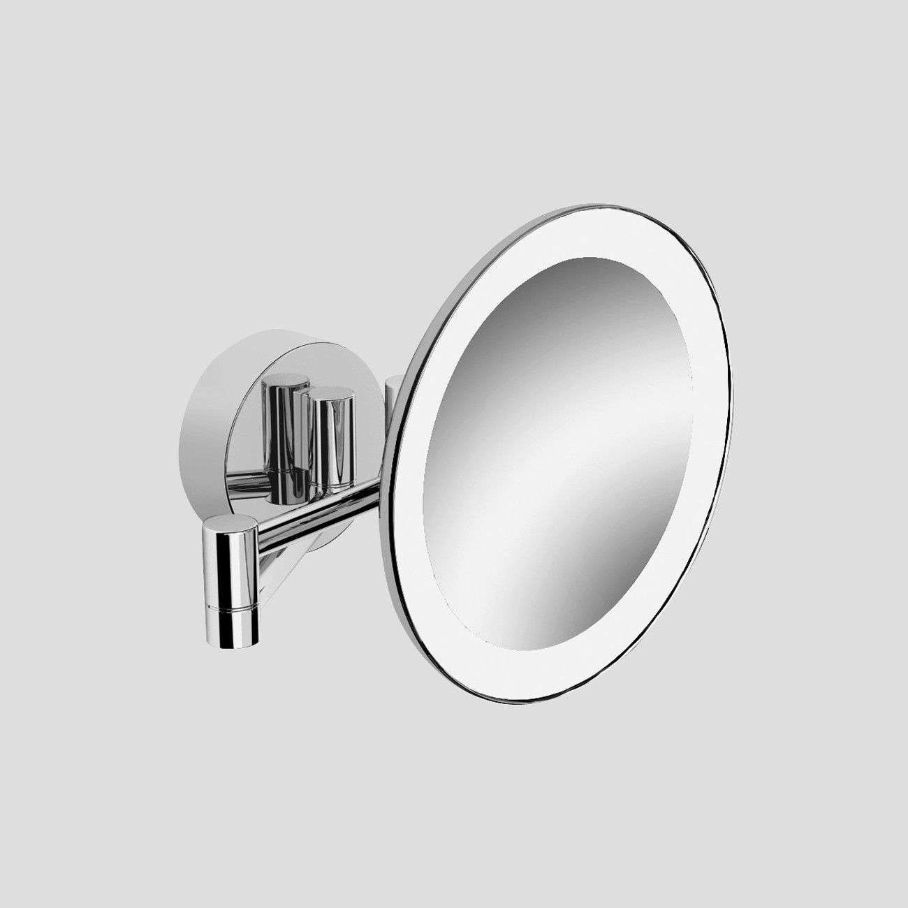 Wall mounted magnifying mirrors for bathrooms - 17 Best Images About Magnifying Mirrors On Pinterest Wall Mount Bathroom Lighting And Makeup Vanity Mirror