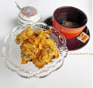 cornflakes uvetta La cucina di ASI © 2014
