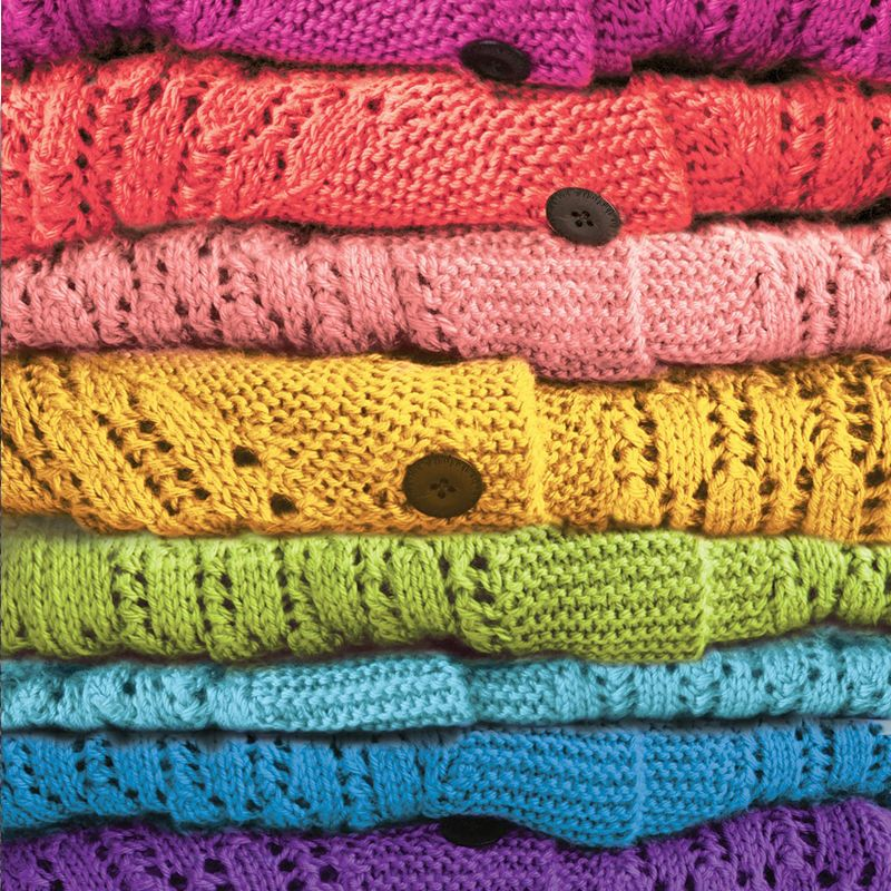Knit cardigan - make your own cardigan - knit your own ...