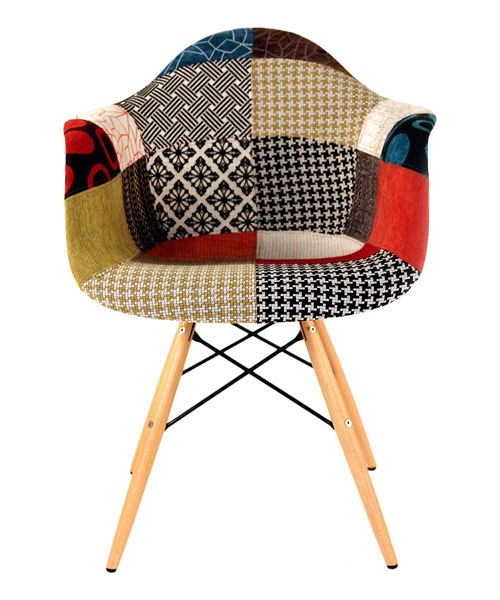 Pin By Ann Phillip On Home Love Fabric Armchairs Patchwork Furniture Patchwork Upholstery