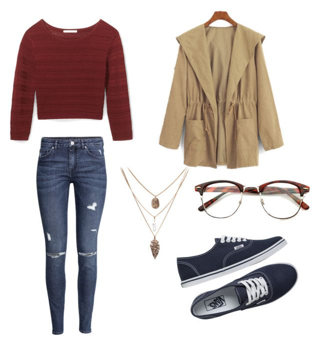 """""""Fall Collection"""" by nicolesolis on Polyvore featuring Rebecca Minkoff, H&M and Vans"""