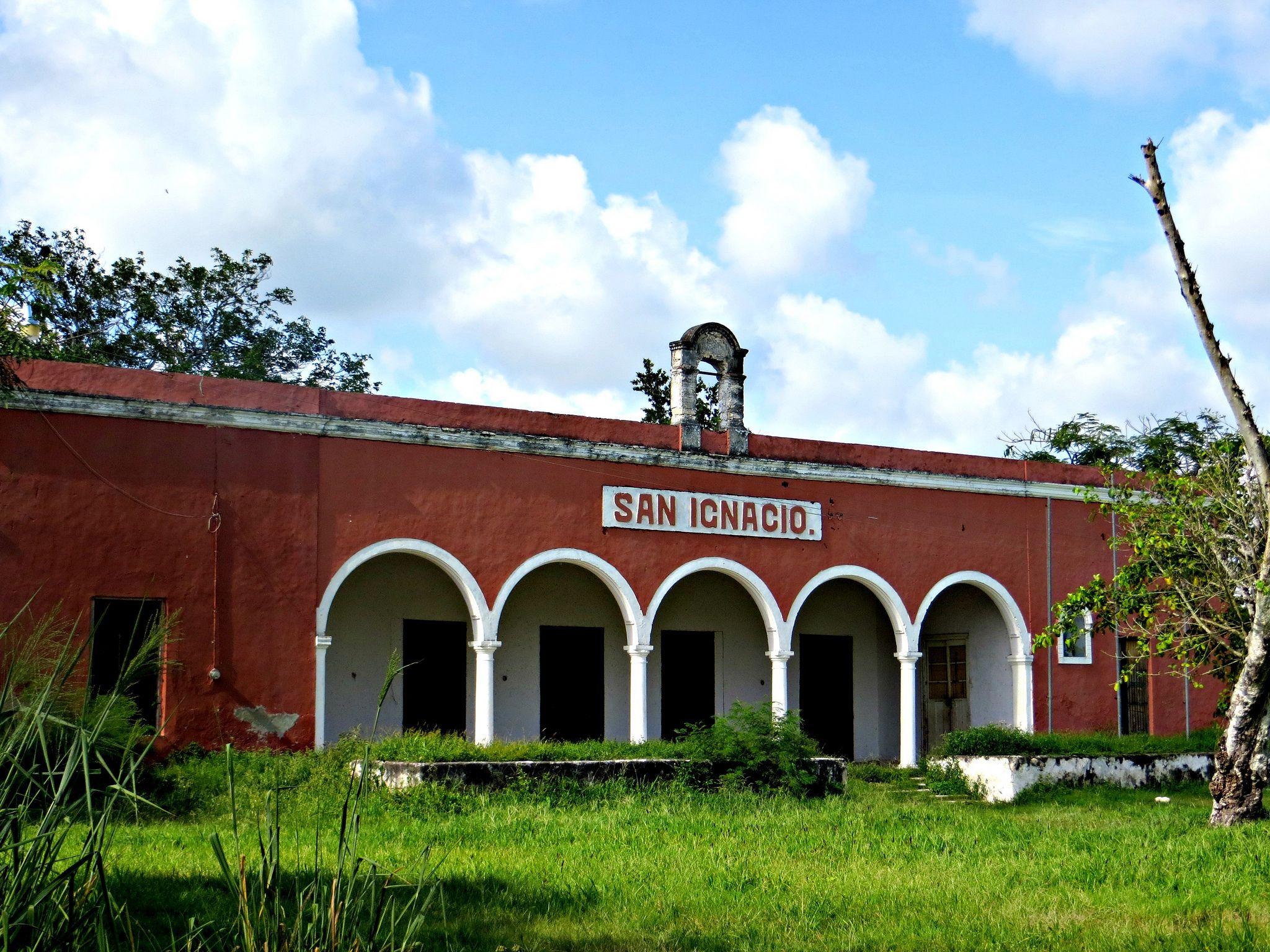 Hacienda San Ignacio en Yucatán