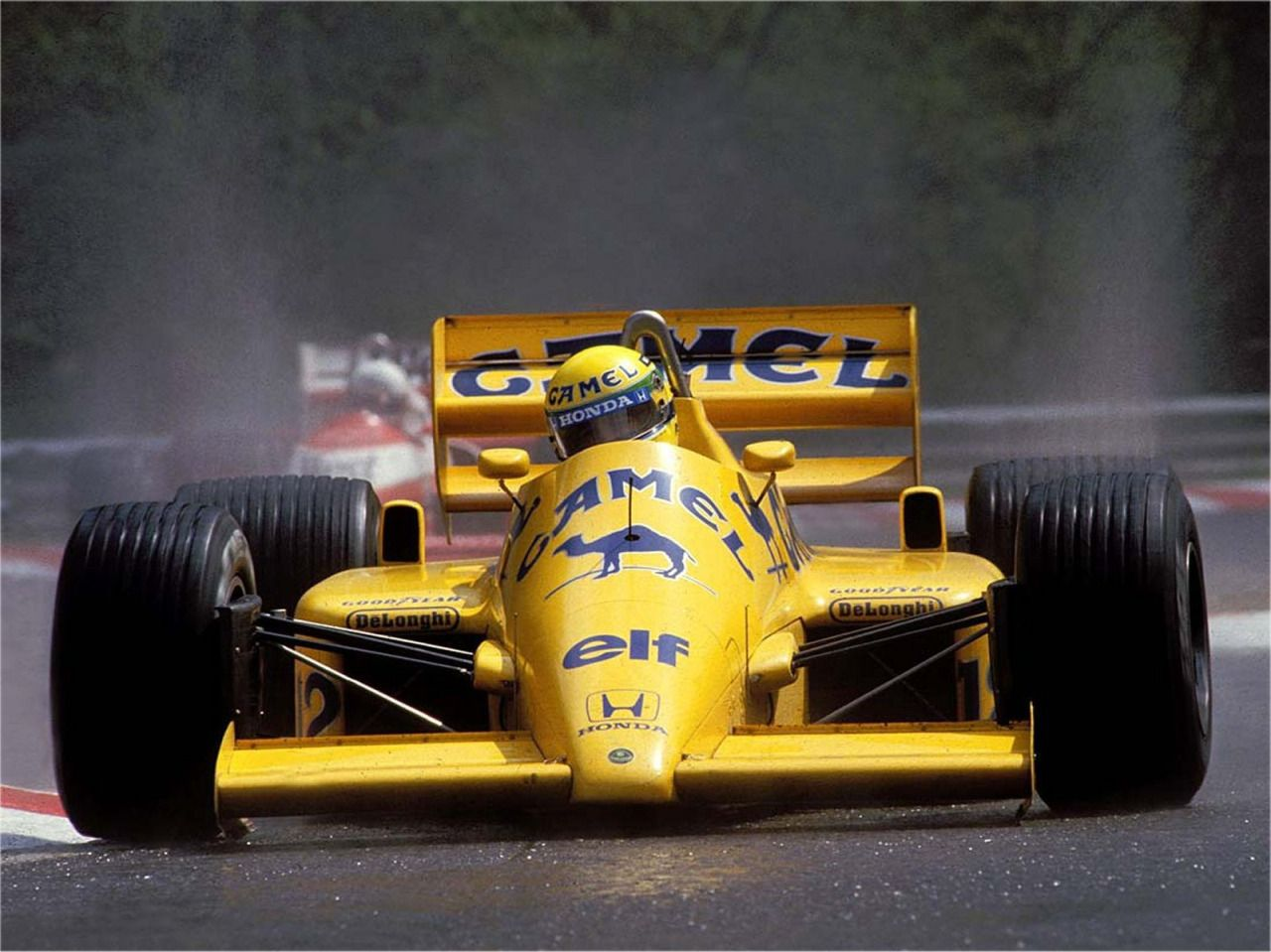 Formula 1 back in the good old days when tobacco products could ...