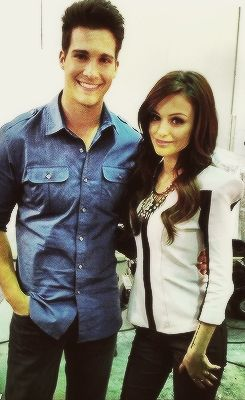 Cher with James Maslow