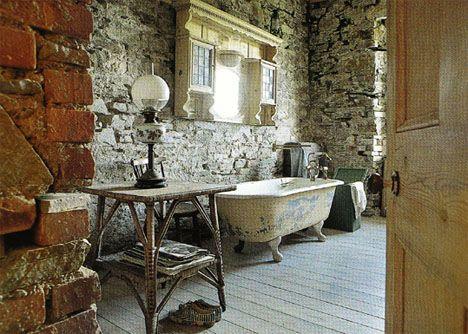 16 stunning designs of vintage bathroom style - Bathroom Designs Vintage