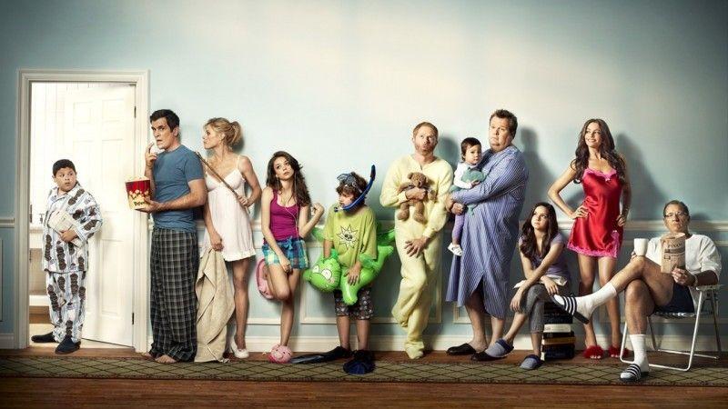 Modern Family Cast!