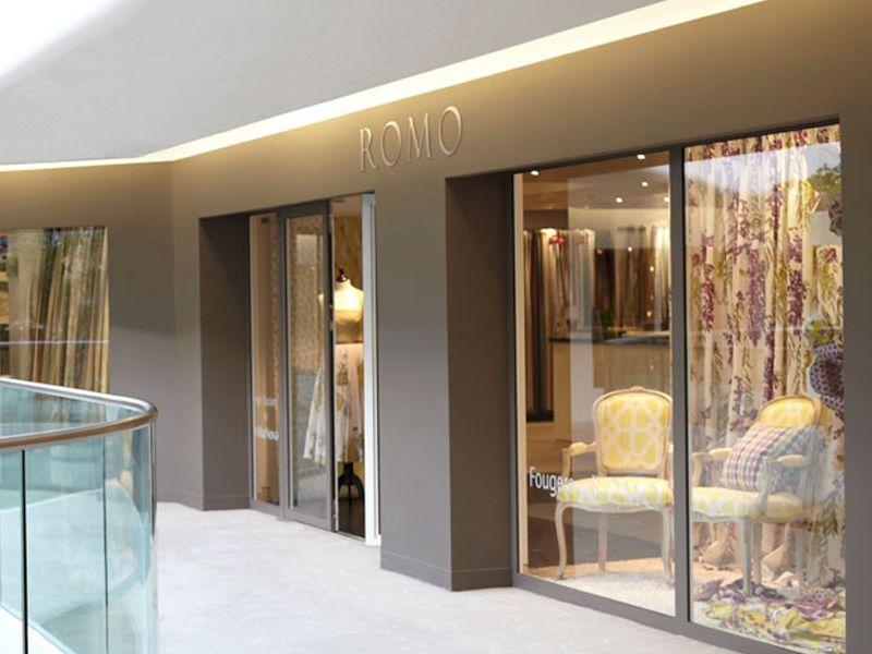 Romo Designer Fabrics Wallcoverings Upholstery Fabrics Fabric