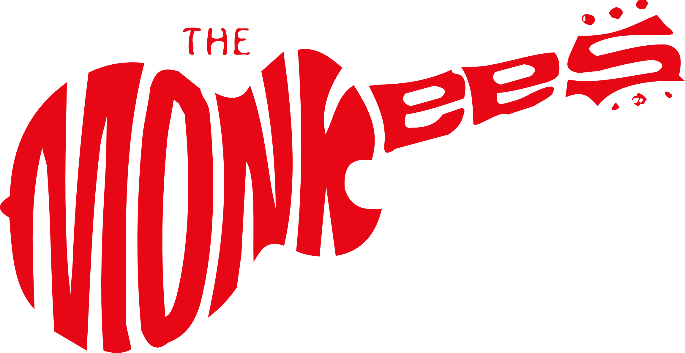 The Monkees (1966-1968) NBC, (1980s) reruns on Nickelodeon