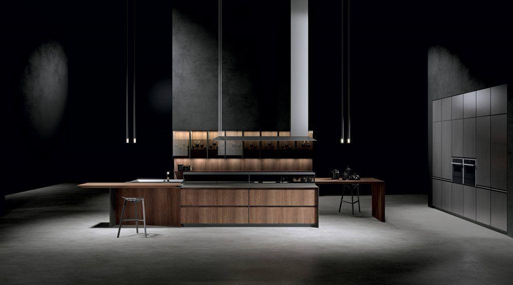 Arrital produce cucine moderne di design. Vedi il modello AkB_08 una ...