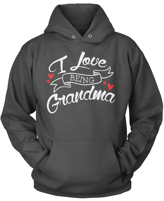 I Love Being Grandma
