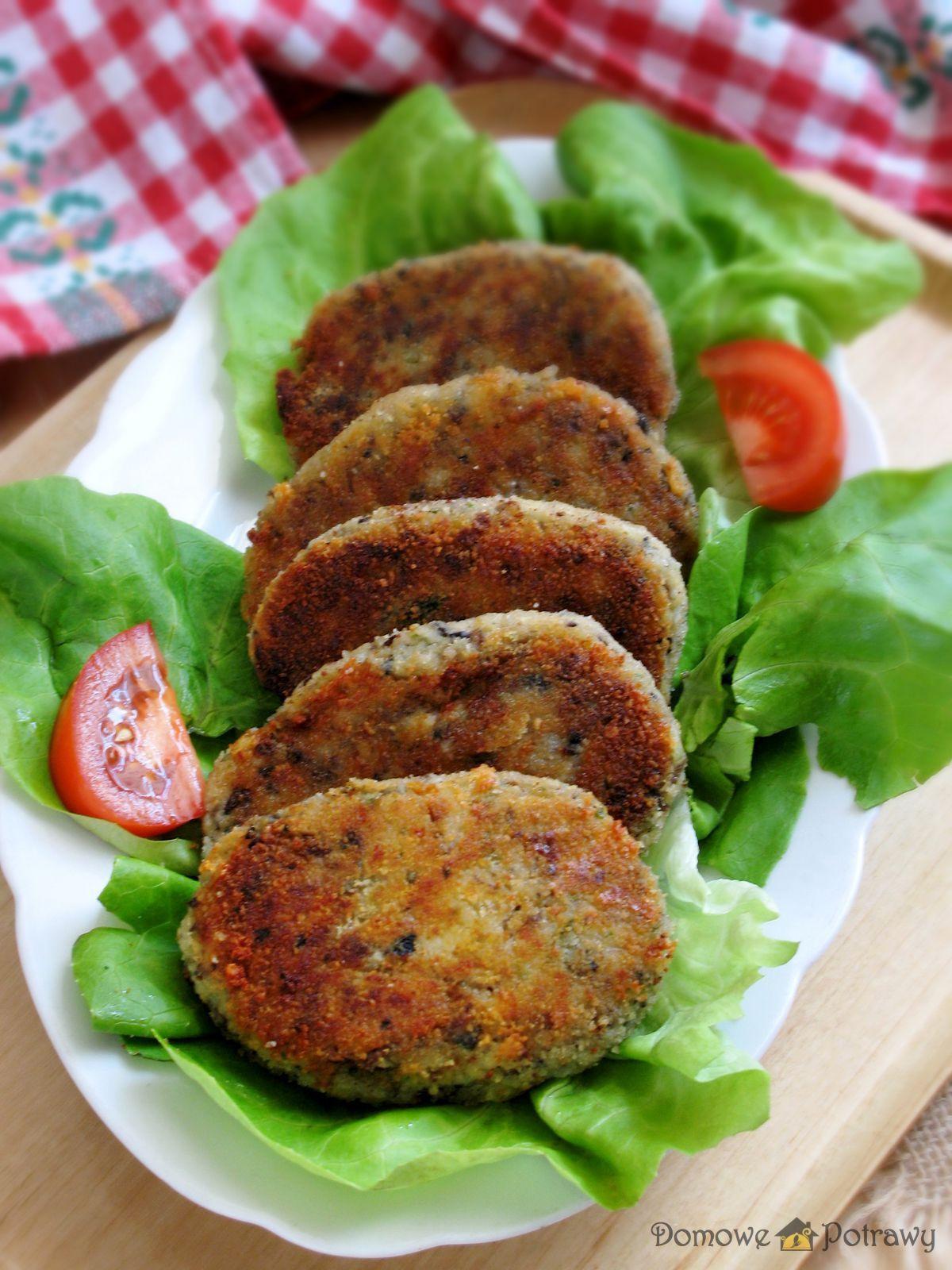 Kotlety Ziemniaczane Z Pieczarkami I Zoltym Serem Domowe Potrawy Culinary Recipes Vegetarian Recipes Recipes