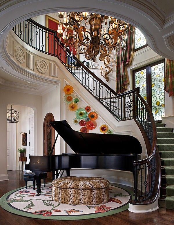 extraordinary living room piano idea | 26 Piano room decor ideas | Piano room decor, Piano room ...