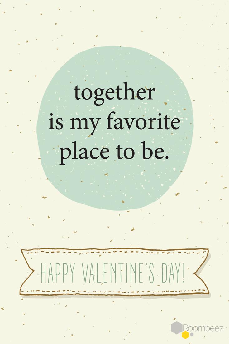 Valentinskarten Sprüche - Vorlagen